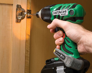 Hitachi WH18DL Belk hook with Light