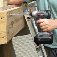 Porter-Cable PC18ID 18v cordless impact driver