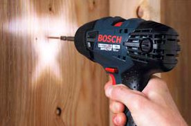 Bosch 26618-01 Impact Driver - 3-led