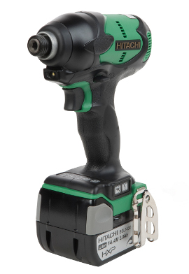 Hitachi WH14DBL Brushless Impact Driver