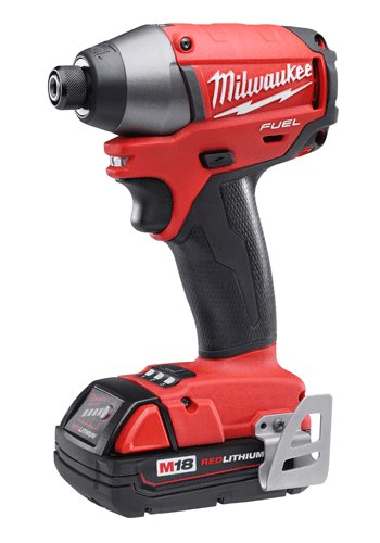 Milwaukee M18 Fuel 2653 Brushless Impact Driver