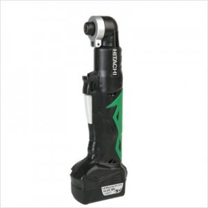 Hitachi WH10DCL Right Angle Impact Driver