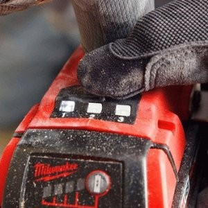 Milwaukee 2653 M18 FUEL Mode Selection