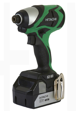 Hitachi WH18DBDL 18v Brushless Impact Driver